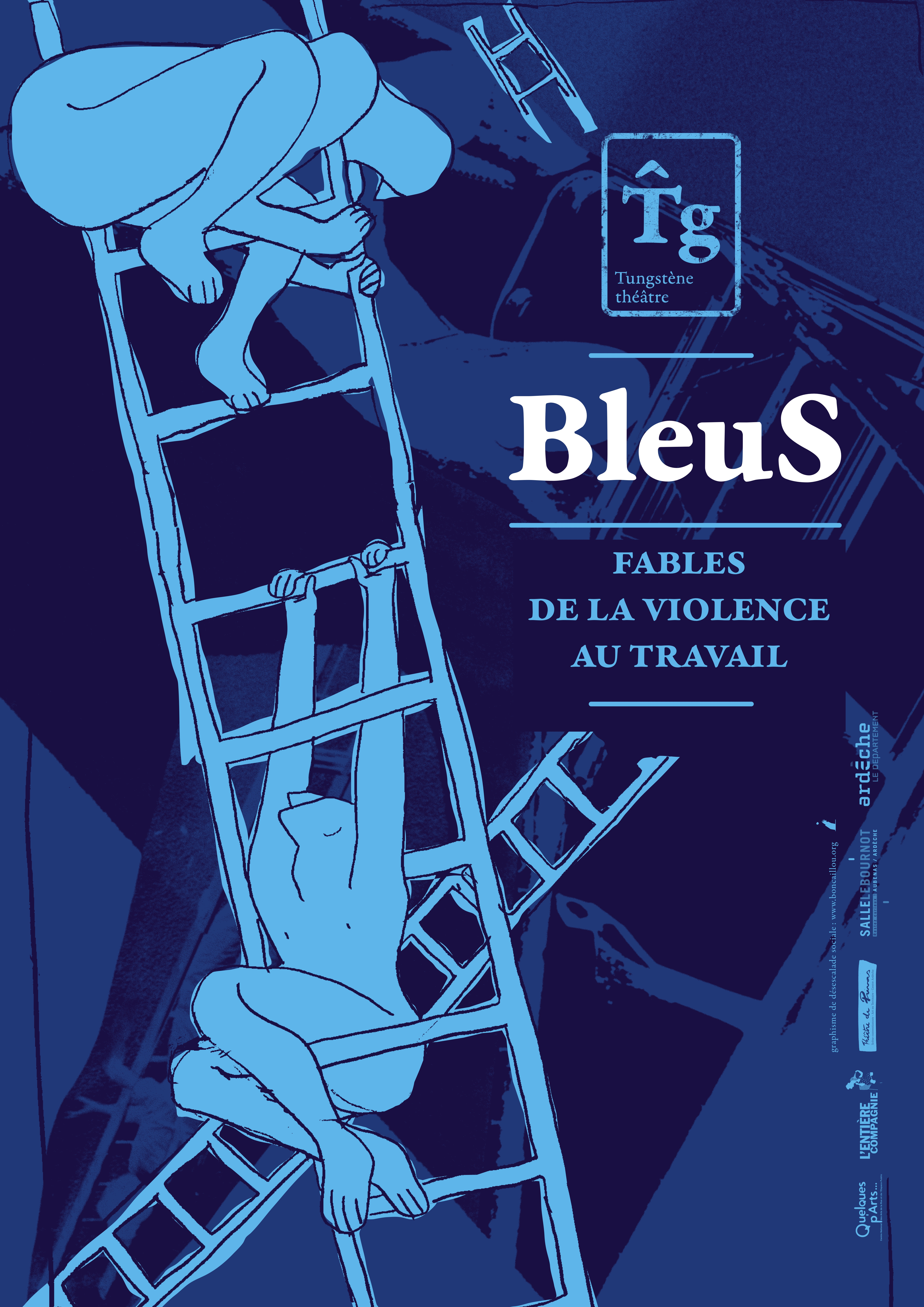 affiche bleus 5-B-2